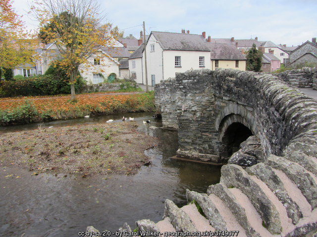 Clun Bridge, Shropshire